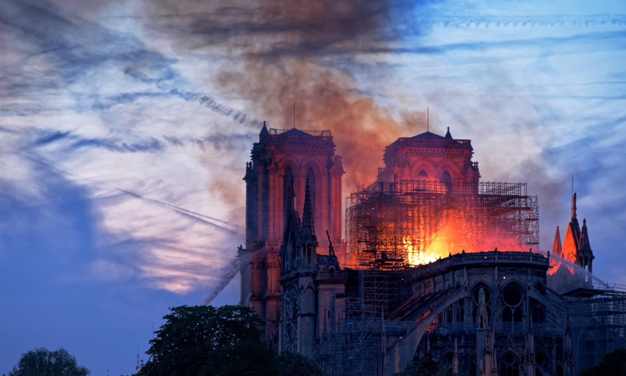 Photo : Notre-Dame de Paris, Paris, France CC-by-nc par Olivier Mabelly https://flic.kr/p/2ft4sAU.