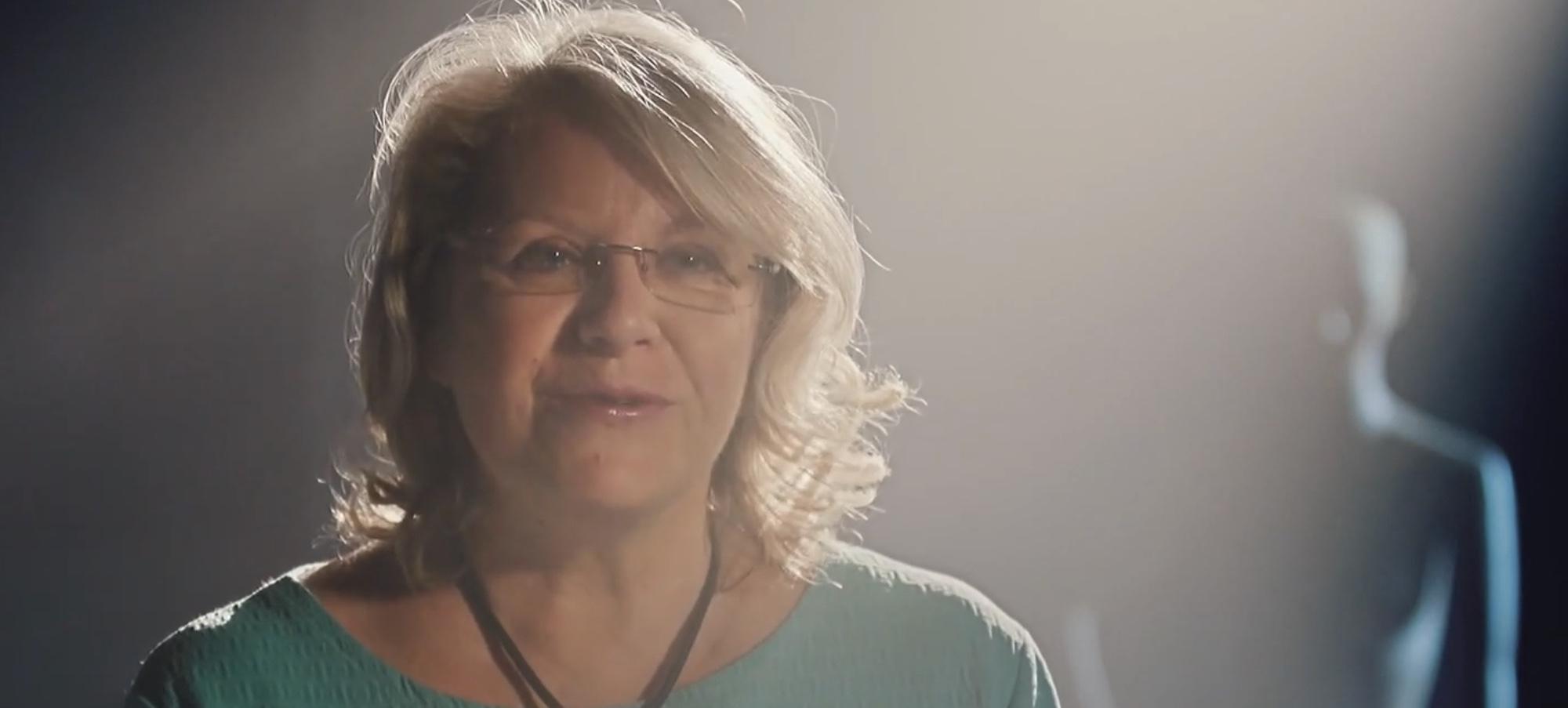 "Dre Violaine Guérin (capture Documentaire ""Primum non nocere"" E. Lemasson"