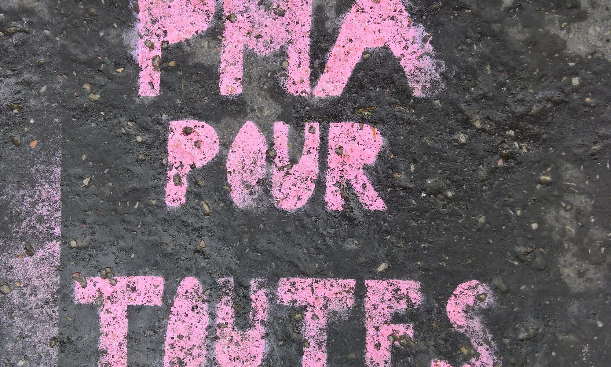 Photo : PMA pour toutes CC-by par Ithmus https://flic.kr/p/247V7ph