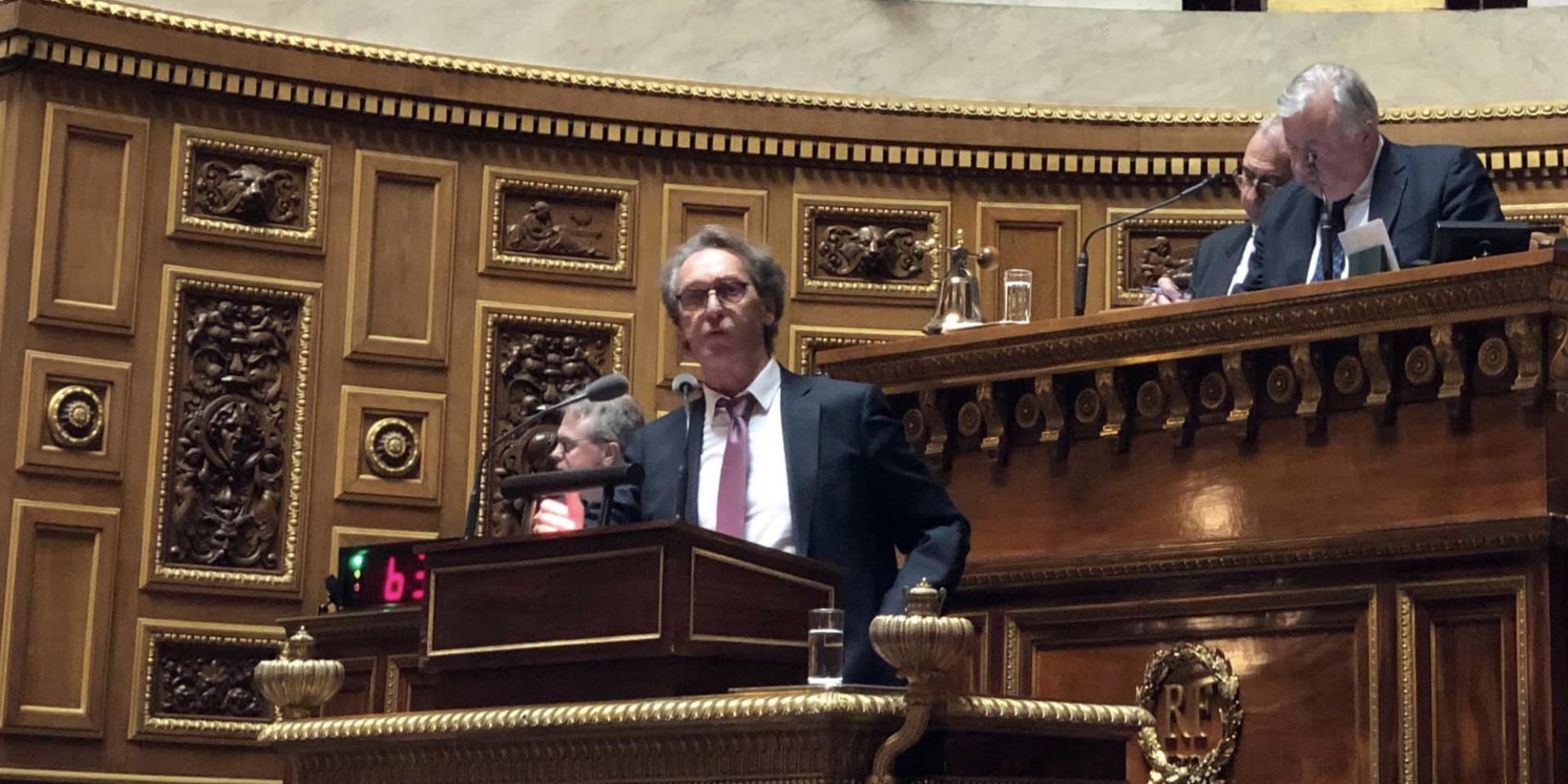 Martial Bourquin détaille l'opposition socialiste à la loi PACTE